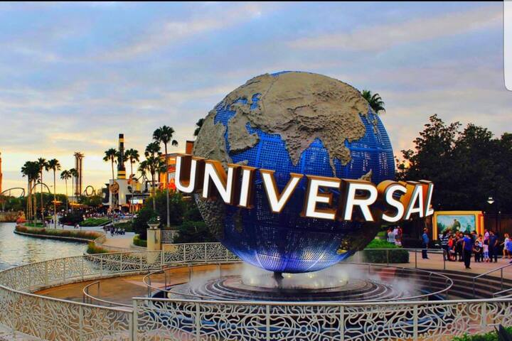 1 Suite for you enjoy the best of Orlando! :D