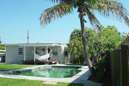 Cozy apartment in Fort Lauderdale - Oakland Park - House