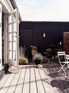 Simple life in the little annex - Hornbaek - Bed & Breakfast