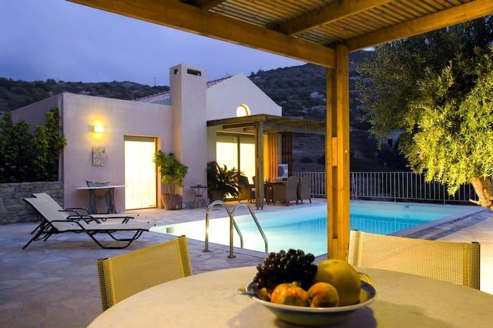 Villa Artemis, Istron, 3 bedrooms