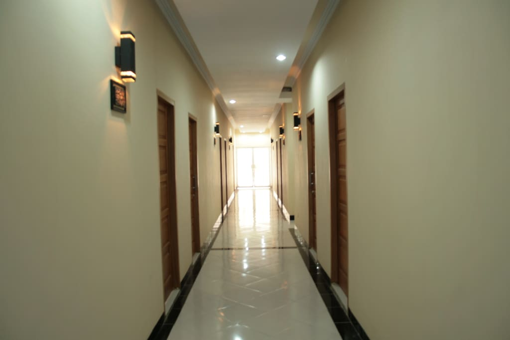 CORRIDOR for Every Room as Show