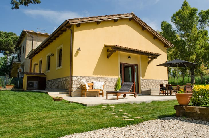 COUNTRY HOUSE near ROMA - Cerveteri - Casa de camp