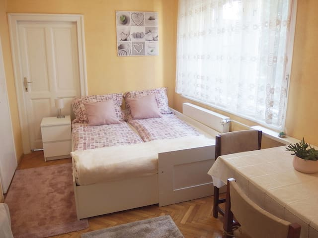 Studio Apartment - Buda Side