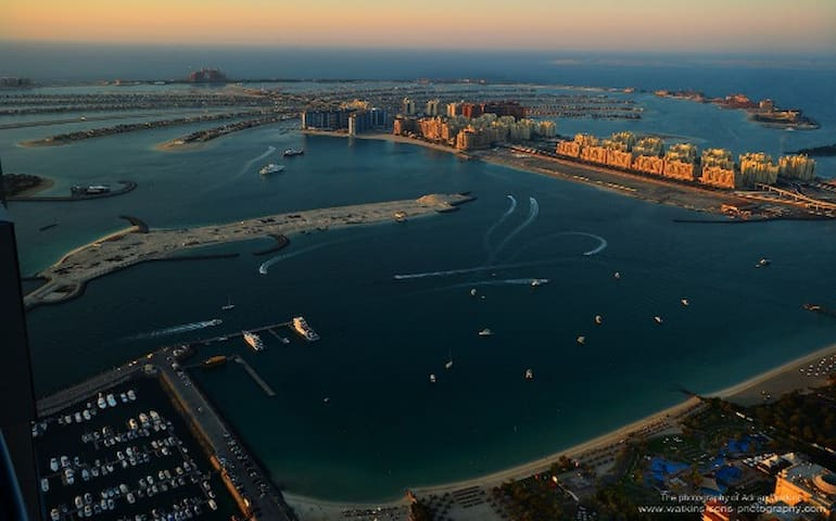 Dubai Marina Penthouse 90th Floor - Dubaj