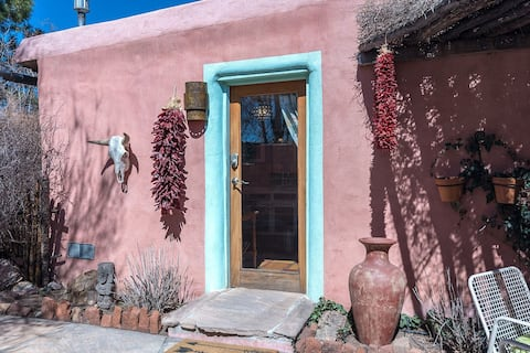 LUXE ADOBE CASITA in the HEART OF DOWNTOWN