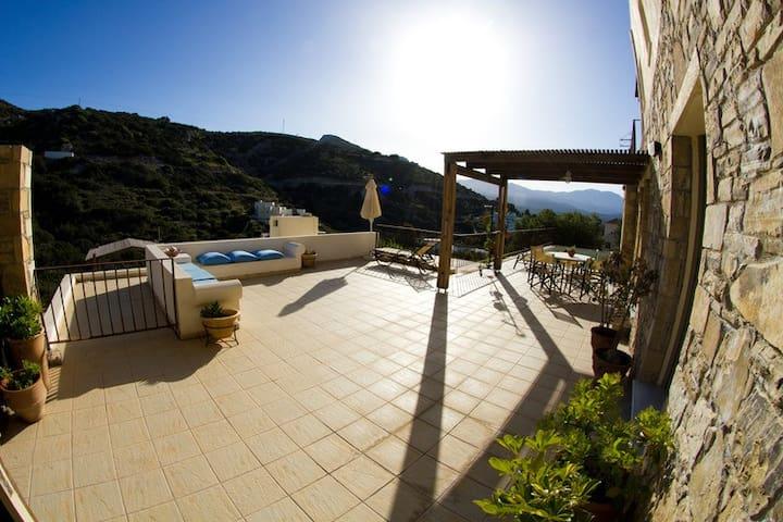 Villa Phaedra, Istron, 2 bedrooms - Agios Nikolaos - Villa