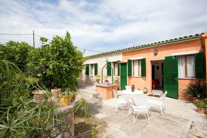 Cosy house center of Mallorca ET/3349