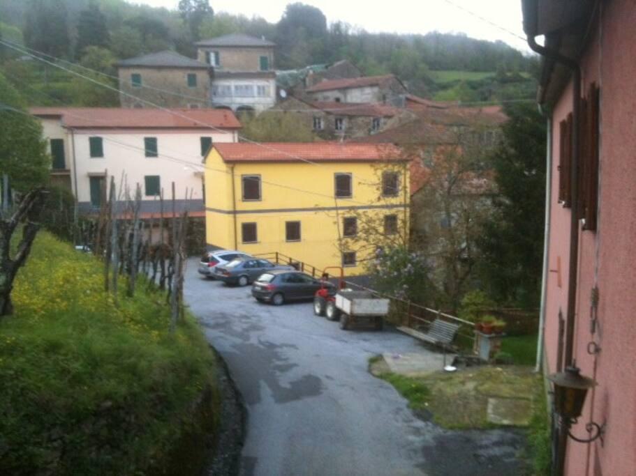 Casa in lunigiana tra mare e monti houses for rent in - Bagno firenze marina di carrara ...