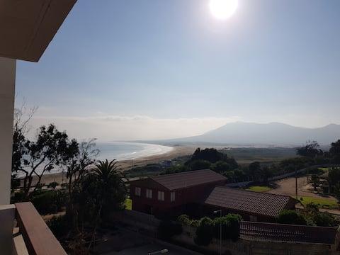 Departamento con Vista al Mar / Huasco