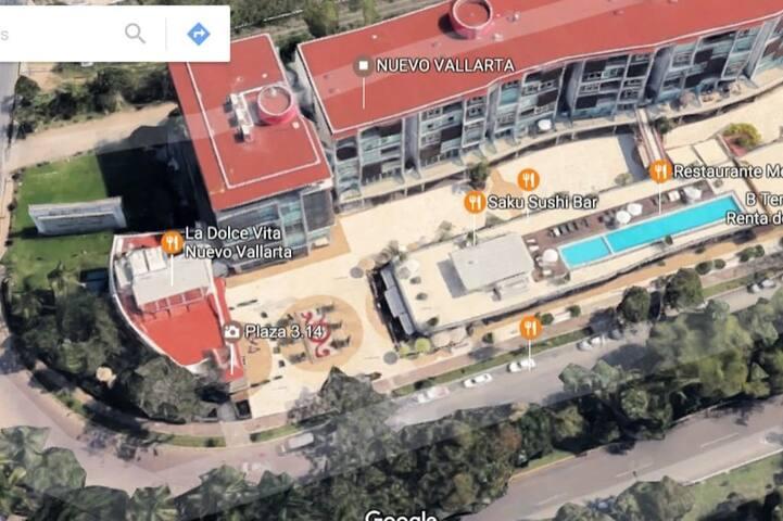 Lujo/Comodidad/Seguridad. Club de Playa!!