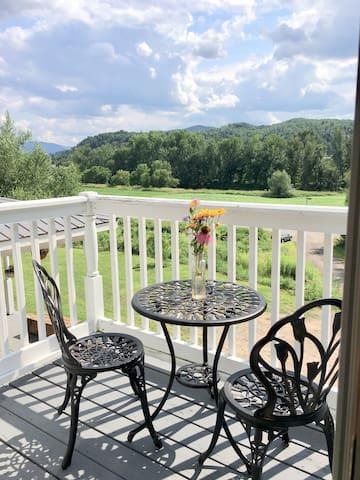 Views in Vermont