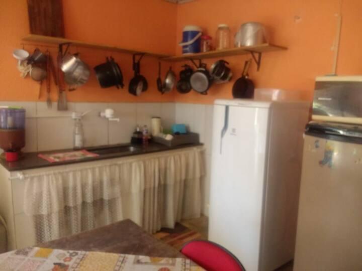Casa no distrito de São Mateus de MG - MG