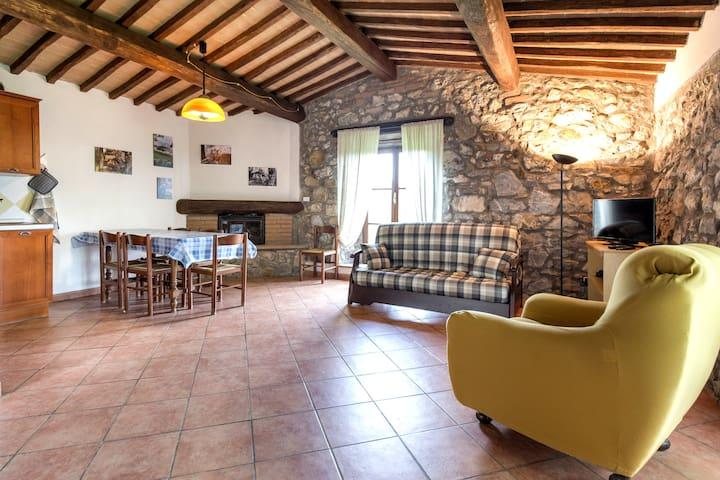 Podere Rachele - Casa del Gufo - Montieri - 一軒家