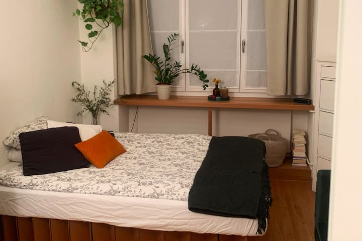 Cozy Room very close to Zurich Main Station