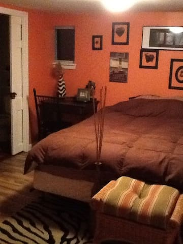 Cute and comfortable furnished room - Minot - House