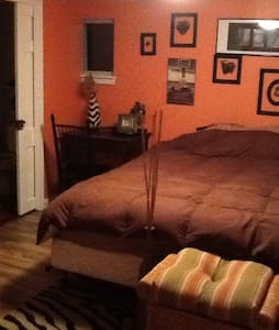 Cute and comfortable furnished room - Minot