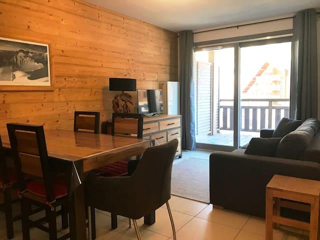 Appartement Neuf à AURIS en OISANS/ALPE D'HUEZ - Auris