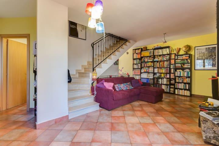 Rome cozy family house with garden - Municipio Roma X - House