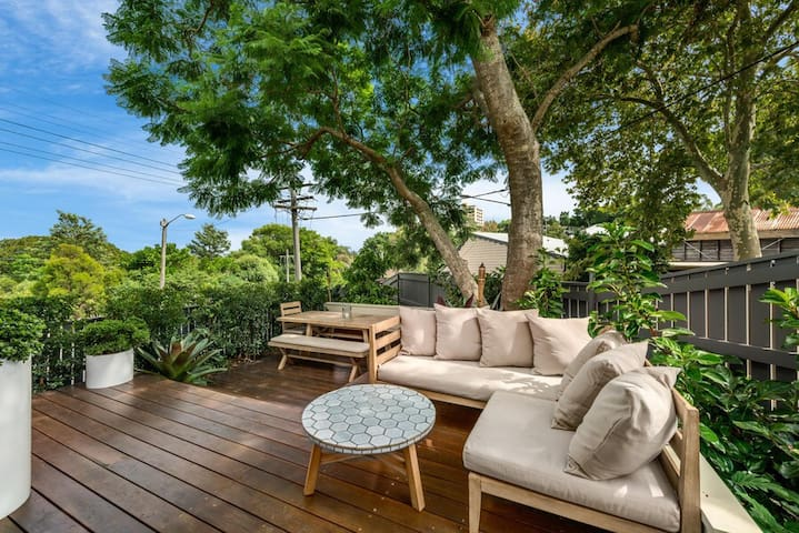 Stunning home near harbour - McMahons Point - Huis