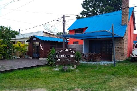 Cabañas Rincón del Lago. Laguna Merín