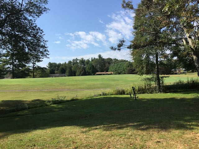 Crooked Creek Golf Course 13th fairway suite - Hendersonville - Overig