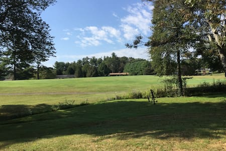 Crooked Creek Golf Course 13th fairway suite - Hendersonville - Diğer