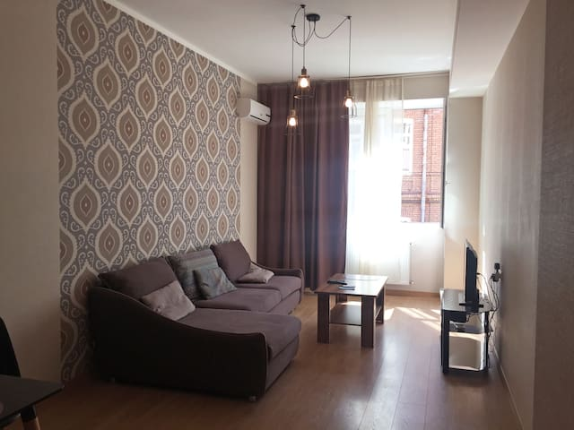 Great apartment in the city center - Tiflis