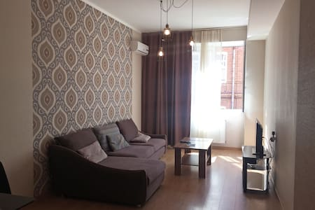 Great apartment in the city center - Tbilisi - Pis