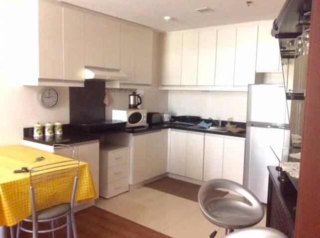 1 BR condominium in Muntinlupa city