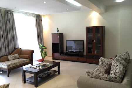 2BDR All in one Furnished Apartment - Dar es Salaam