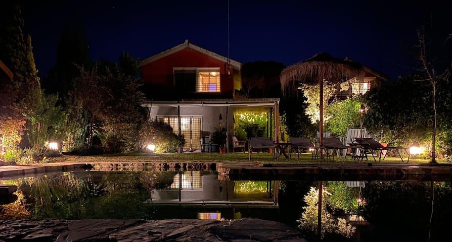 """Casa de campo """"Lago La Encantada"""""""