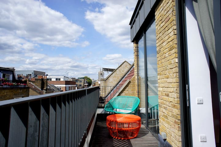 Brick Lane Shoreditch Penthouse
