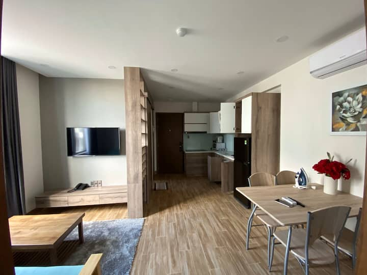 Caryta  Apartment 50m2 Cityview with balcony 401