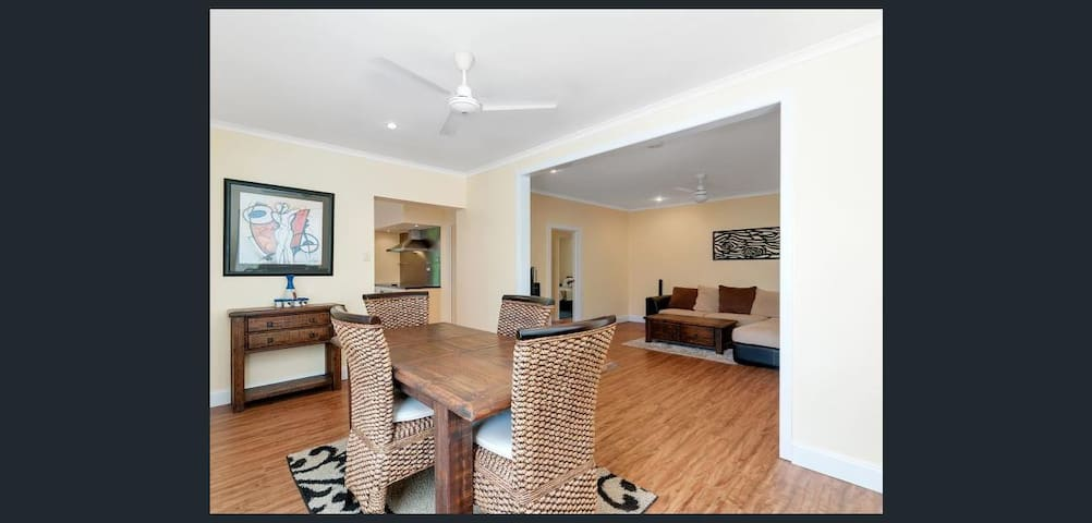 Private room in Edge Hill area - Cairns North - Casa
