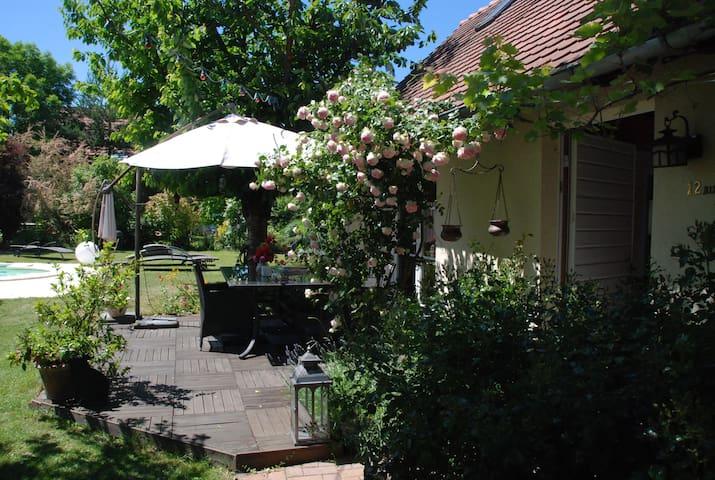 Logement 60M2 à côté de Strasbourg - La Wantzenau - Appartement