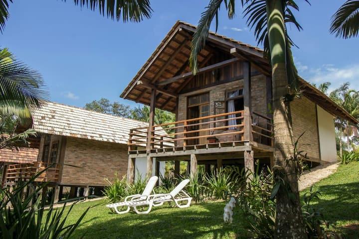 Cabana no sítio.  Ideal para casal (2)...