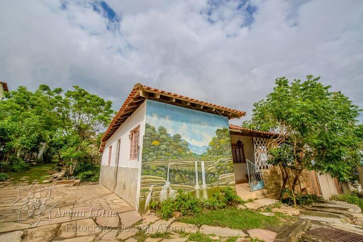 Casa dos Anjos p/ temporada - São Thomé das Letras - House