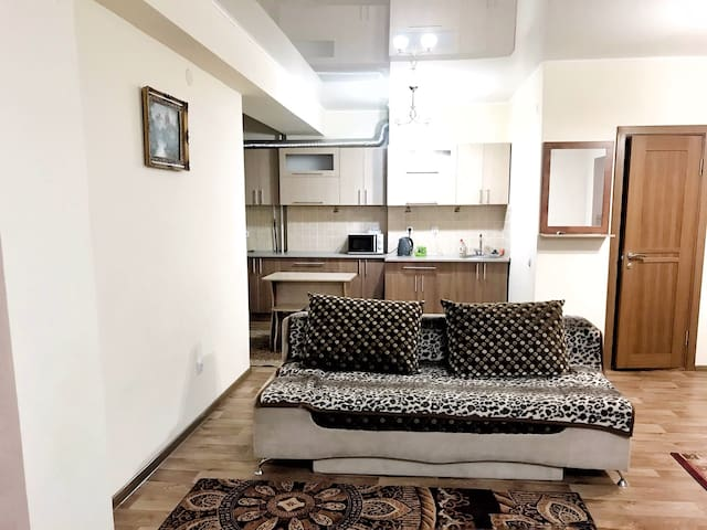 #4 Luxury apartment in the center of Bishkek!