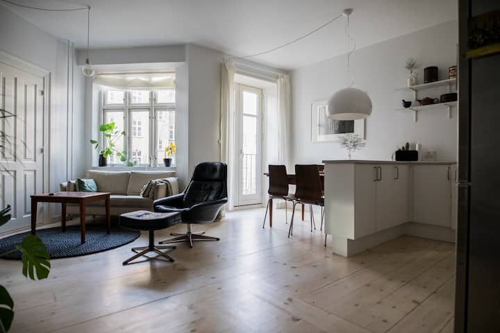 Stylish apartment on Nørrebro