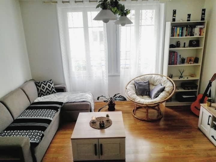 Un canapé à Brest