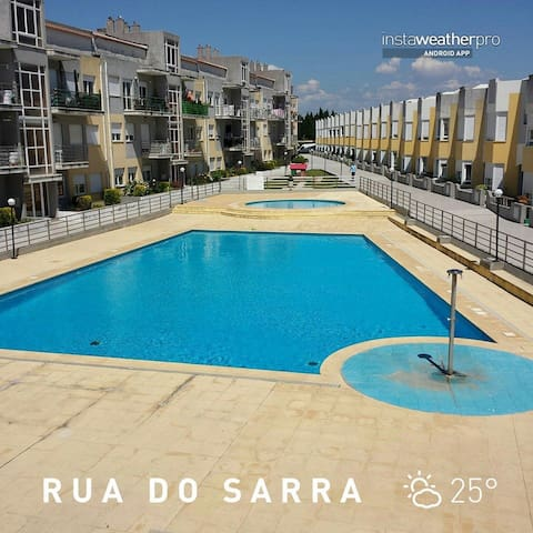 Modern apartment near Lisbon - Carregado - Condominium