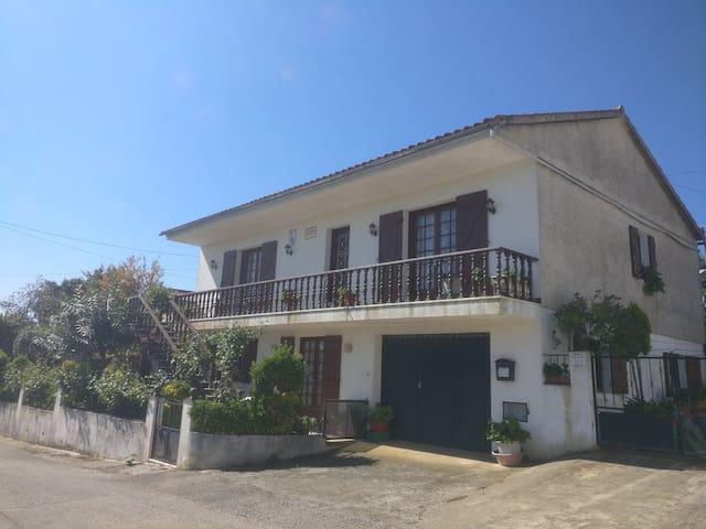 Quarto duplo em vivenda Rural - Areias - House