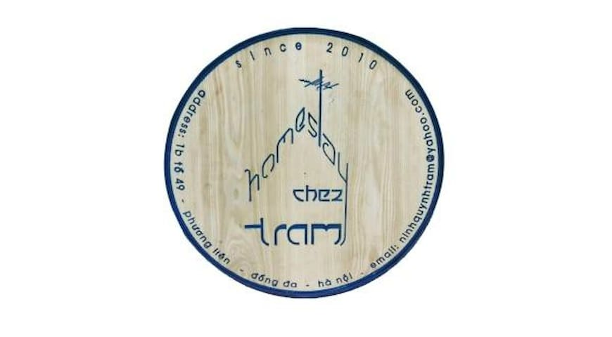 property sign/logo