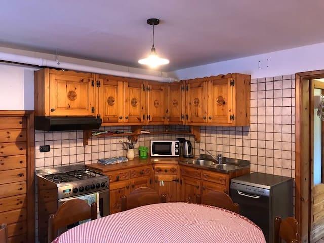Appartamento Kenne, Frachey