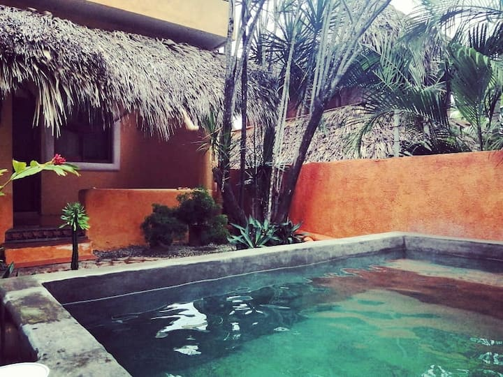Maguey fully furnished studio, ocean view rooftop4