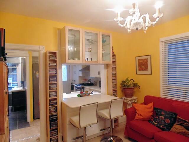 One Bedroom, modern design and comfort.