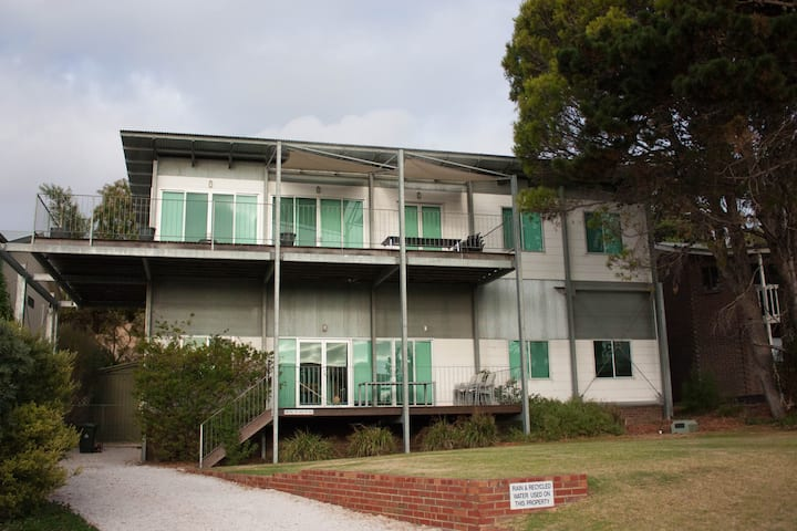 North Bay Eco House - a 2 min walk to the beach