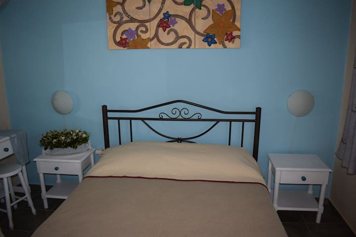 Studio garden view & bb (Room 10. Aura) - Porto Cheli - Bed & Breakfast