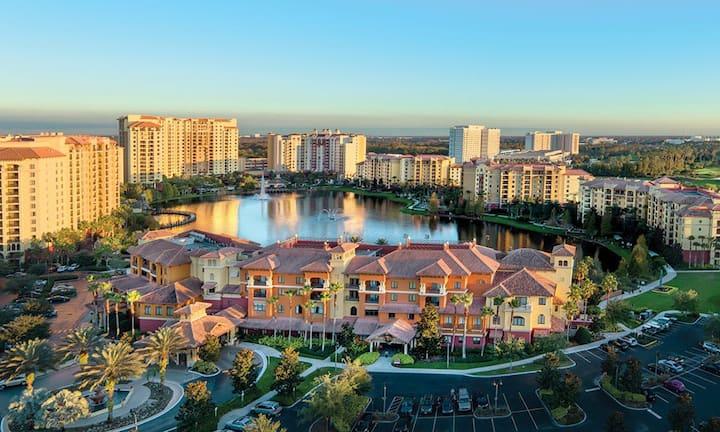 Amazing Resort next to Disney World - Bonnet Creek