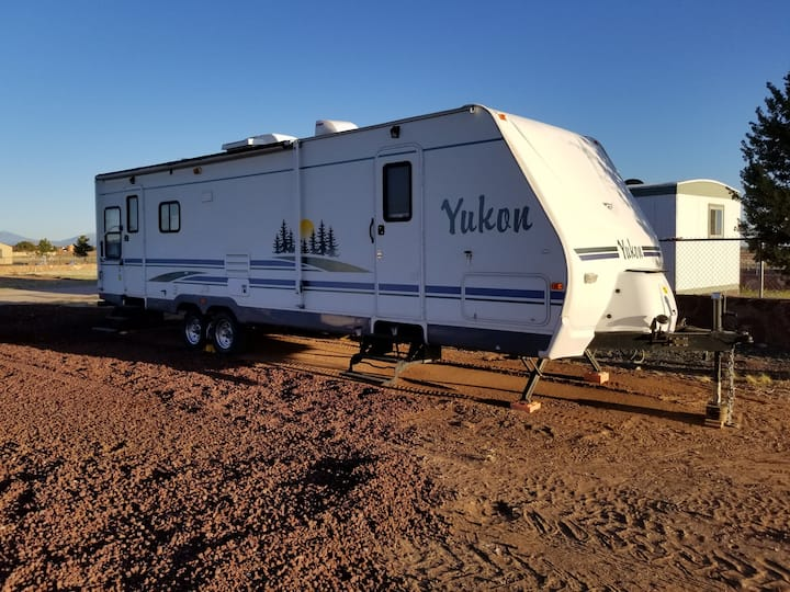 Affordable Yukon Camper near Grand Canyon